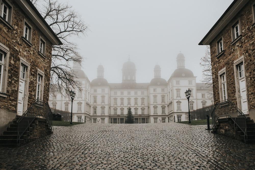 Hochzeit Schloss Bensberg